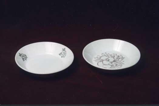 Фарфоровая посуда столовые чайные
