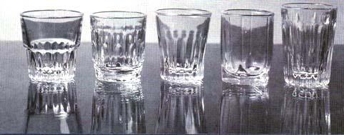 Стекло посуда рюмка стакан пивная
